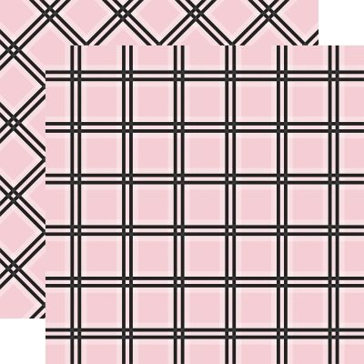 Carta Bella Tartan No. 1 Double Sided Cardstock 12