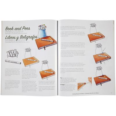 Copic Books Intro To Coloring With Copic - CB-INTRO
