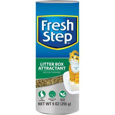 Fresh Step Litter Box Attractant 9Oz Aids In Training - FFP8298