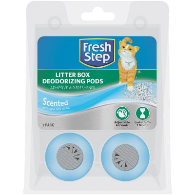 Fresh Step Cat Deodorizing Pods 2/Pkg Lavender - FFP8426S