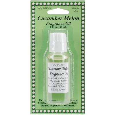 Fragrance Oils 1Oz Cucumber Melon - CBFO-43
