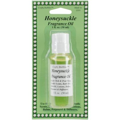 Fragrance Oils 1Oz Honeysuckle - CBFO-62