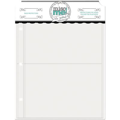 Misc Me Recipe Page Protectors 8