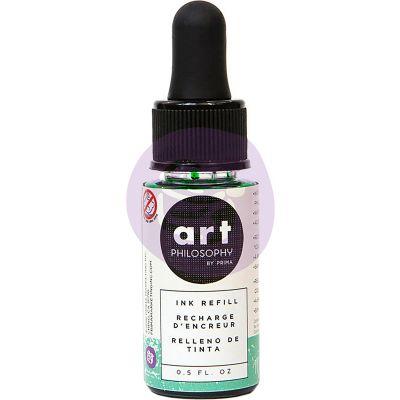 Prima Color Philosophy Dye Ink Refill .5Oz Mermaid Hair - CPDIR-30621