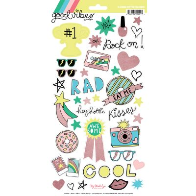 Good Vibes Stickers 6