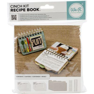 Cinch Recipe Book Kit 6