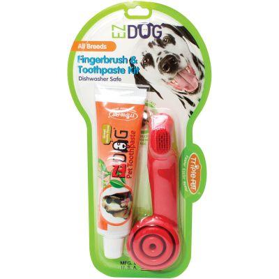 Ez Dog Pet Finger Toothbrush Kit  - FFP4543