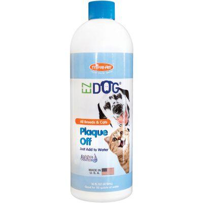 Ez Dog Pet Plaque Off 16Oz  - FFP4545