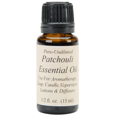 Essential Oil Open Stock .5Oz Patchouli - UB15
