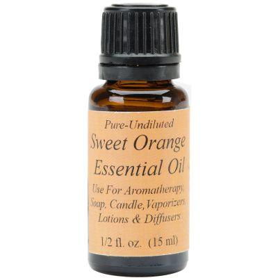 Essential Oil Open Stock .5Oz Orange - UB14