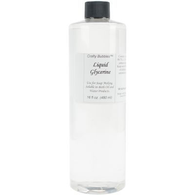Liquid Glycerine 16Oz  - CB50