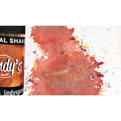 Lindy'S Stamp Gang Magical Shaker Cowabunga Copper - MSHAKE-13