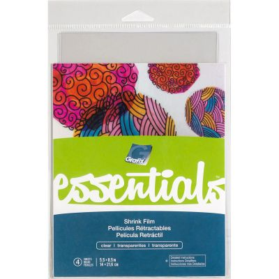Grafix Essential Shrink Film 5.5