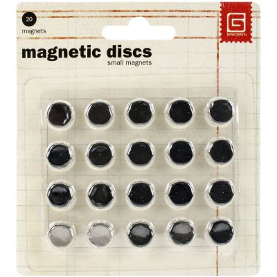 Magnetic Discs .375