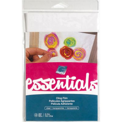 Grafix Essentials Cling Film 6