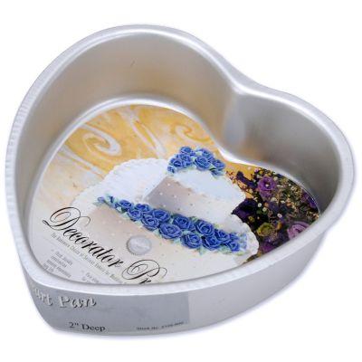 Decorator Preferred Cake Pan Heart 6