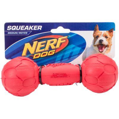 Nerf Squeak Barbell Chew 7