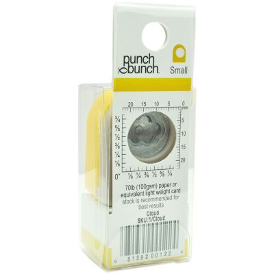 Punch Bunch Small Punch Approx. .4375