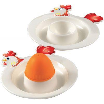 Breakfast Egg Cup W/Salt Shaker  - 301