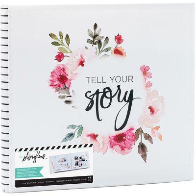 Heidi Swapp Storyline2 Post Bound Album 12