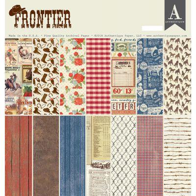 Authentique Collection Kit 12