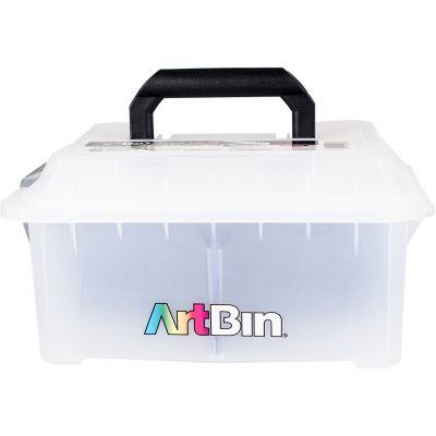 Artbin Sidekick Cube W/Lift Out Paint Pallet Tray  - 6816AG
