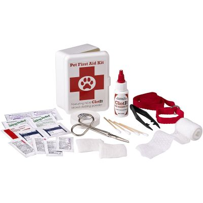 Clotit Pet First Aid Kit  - K141