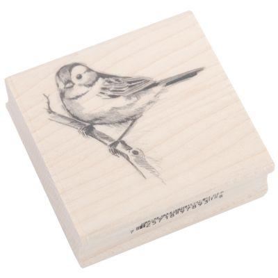Inkadinkado Mounted Rubber Stamp 2.25