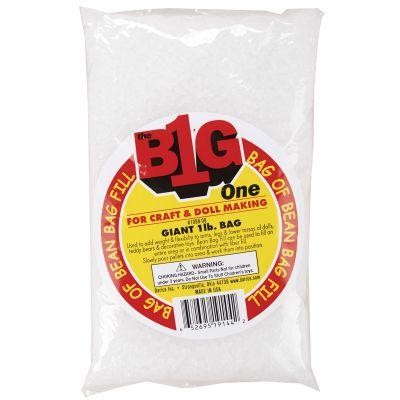 Darice Beanbag Filler Plastic Pellets 16Oz - 1088-08