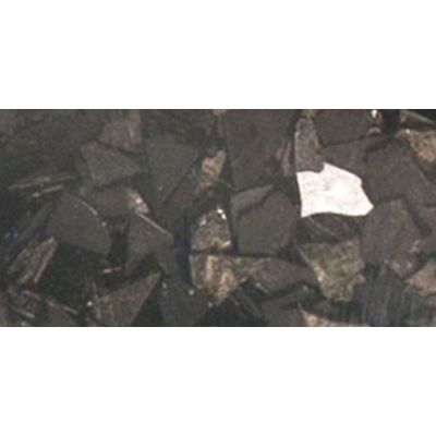 Ice Resin Glass Glitter Shards Onyx - IRE56515
