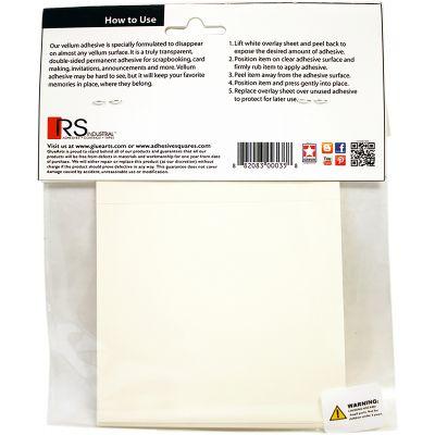 Glue Arts Vellum Instant Adhesive 10/Pkg 4