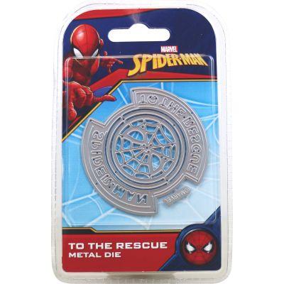 Marvel Spider Man Die Set Spiderman To The Rescue - DUS1804
