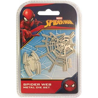 Marvel Spider Man Die Set Spider Web - DUS1805