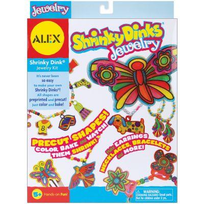 Shrinky Dinks Kit Jewelry - 397J