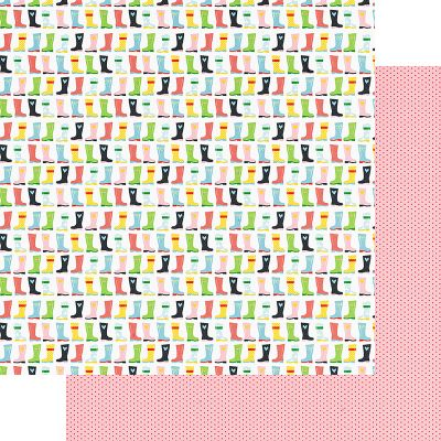 The Bright Side Double Sided Cardstock 12