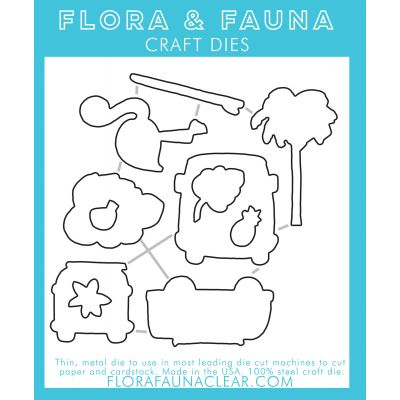 Flora & Fauna Dies Good Times Van - FF30050