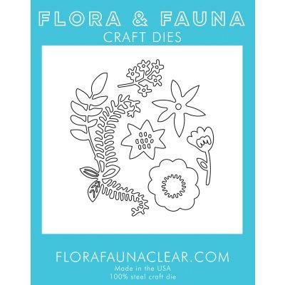 Flora & Fauna Dies Flower Blossom Set 2 - FF39054