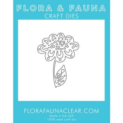 Flora & Fauna Dies Dot Flower - FF39056