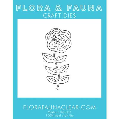 Flora & Fauna Dies Garden Flower - FF39059