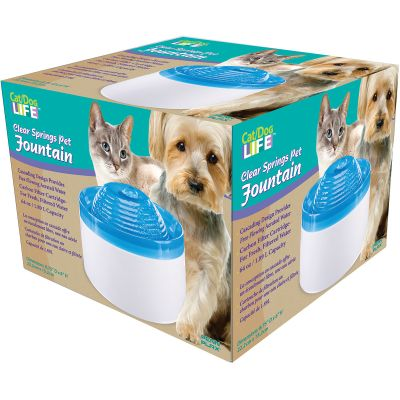 Cat/Dog Life Pet Water Fountain  - CATPF2