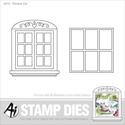 Art Impressions Die Window - AI4619