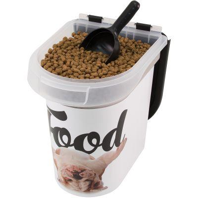Plastic Pet Food Bin 12.5
