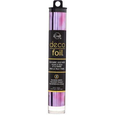 Deco Foil Specialty Transfer Sheets 6