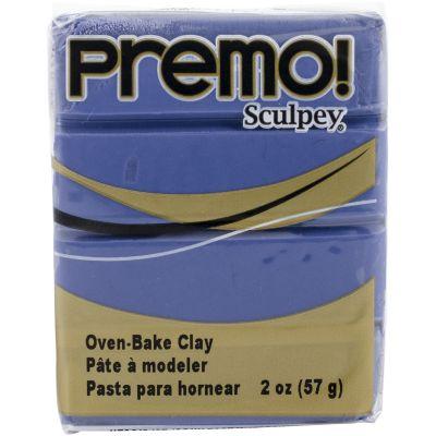 Premo Sculpey Polymer Clay 2Oz Periwinkle - PE02-5103