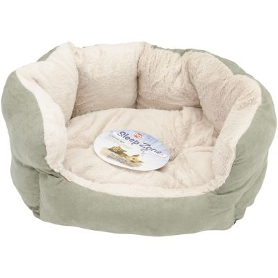 Reversible Faux Suede Cushion 18
