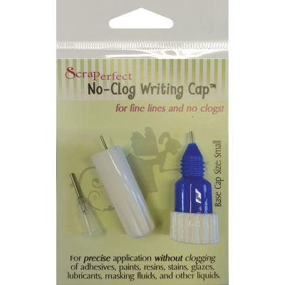 Scraperfect No Clog Writing Cap Small - NCWC-36