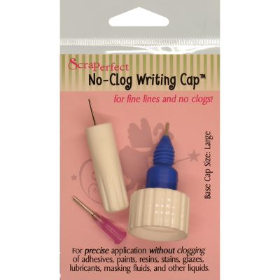 Scraperfect No Clog Writing Cap Large - NCWC-35