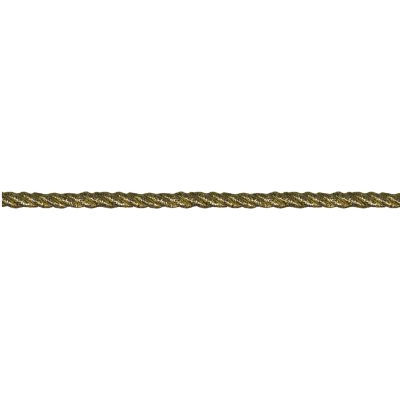 Simplicity Large Metallic Twisted Cord 1/4