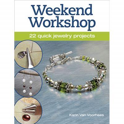 Kalmbach Publishing Books 22 Quick Jewelry Projects - KBP-67875
