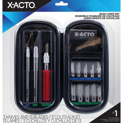 X Acto(R) Basic Knife Soft Case Set  - X5285